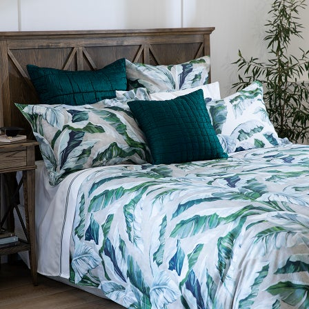 Elevate bedtime with new bedding and sleepwear to love.